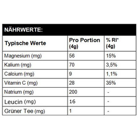 High5 Electrolyte Sportdrank Zero Tabs 20 stuks, Tropical